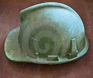 Bronze Helmet Royalty Free Stock Image - Image: 4632156