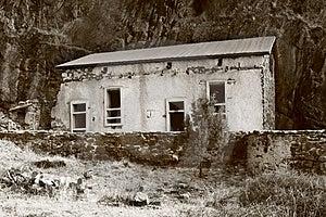 Old Abandon Hotel Stock Photography - Image: 4641382