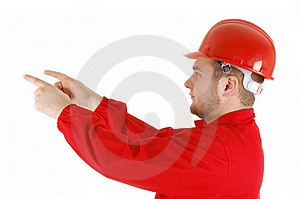Worker Stock Image