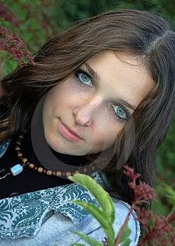 Beautiful Teenage Girl Stock Photos - Image: 4668453