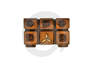 Old Treasure Chest Stock Image - Image: 4676681
