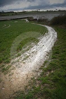 Dirt Track Stock Photo - Image: 4685750