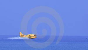 Canadair Royalty Free Stock Images - Image: 4686429