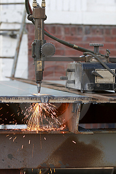 Machine Burn Stock Photos - Image: 4687733