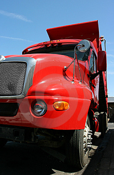 Heavy truck Free Stock Images