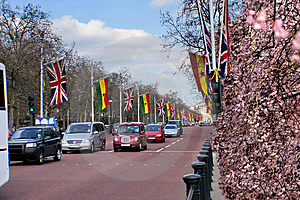 Spring In London Royalty Free Stock Images - Image: 4693559