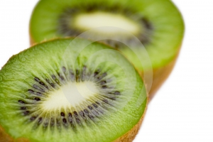 Kiwi Slices Free Stock Photo