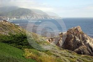 Big Sur Immagini Stock Libere da Diritti - Immagine: 474479