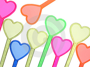 Heart Background 6 Royalty Free Stock Photo - Image: 475745