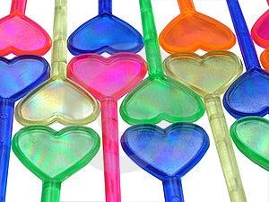 Heart Background 10 Royalty Free Stock Image - Image: 477026