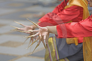 Thai Dance Performance Stock Photos - Image: 4703563