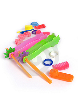 Party Accessories - Instruments Royalty Free Stock Photos - Image: 4705828