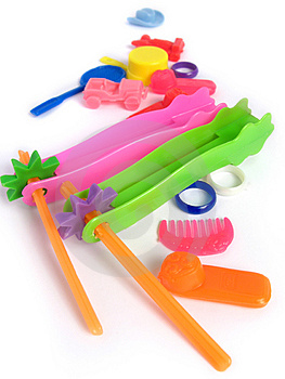 Party Accessories - Instruments Royalty Free Stock Photo - Image: 4705865