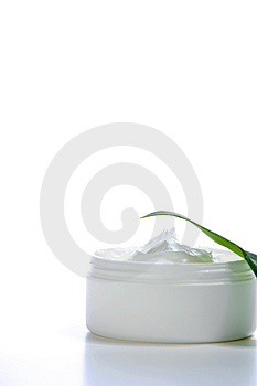 Facial Cream Royalty Free Stock Image