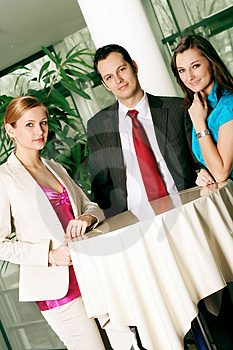 Successful Business Team Royalty Free Stock Photos - Image: 4708198