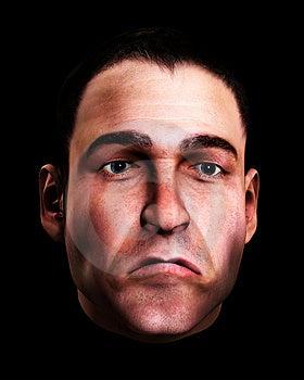Very Sad Man Stock Photos - Image: 4711593