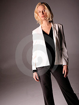 Casual Business Fashion Stock Photography