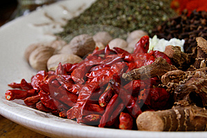 Spices Stock Photos - Image: 4715233