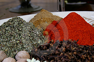 Spices Stock Photos - Image: 4715253