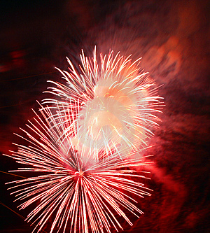 Fireworks Royalty Free Stock Images - Image: 4737309