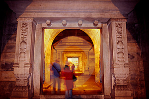 Underground Palace Stock Photos - Image: 4744433