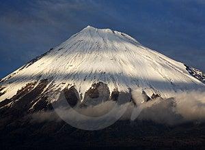 Dg-20 Mt Фудзи Стоковое Изображение RF - изображение: 4744696