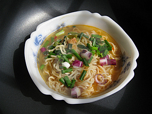 Noodles Stock Images - Image: 4748114