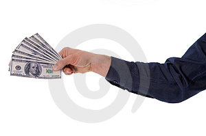 Business Money Royalty Free Stock Image