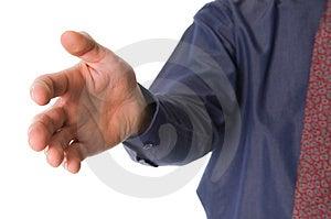 Hand Shake Stock Image - Image: 4752751