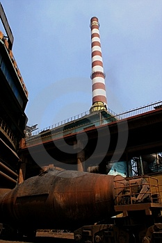 Beijing Industry Royalty Free Stock Photography - Image: 4754717