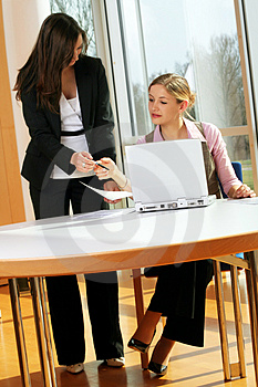 Successful business woman Free Stock Photography