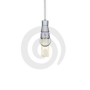 An Energy Saving Light Bulb An Royalty Free Stock Photo - Image: 4771845