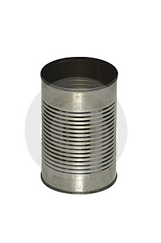Aluminum Can Royalty Free Stock Image - Image: 4776816