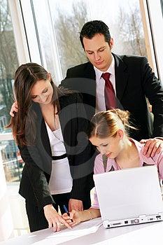 Successful Business Team Stock Photos - Image: 4777503
