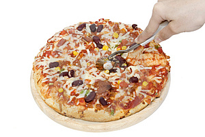 Pizza Free Stock Images