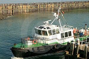 Belgian Pilot Ship Royalty Free Stock Photo - Image: 4789165
