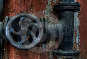 Rusty Age Stock Images - Image: 4792714