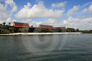 Resorts By The Water Stock Photography - Image: 4794552