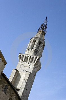 Avignon Stock Image - Image: 4799441