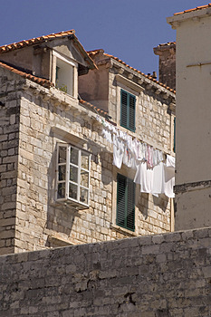Wash Day Stock Images - Image: 483904