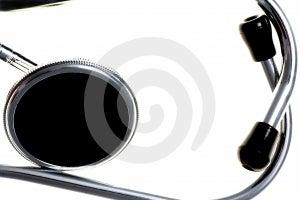 Medical Stethoscope Royalty Free Stock Photography - Image: 485547