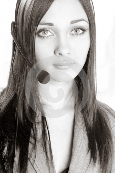Operator Royalty Free Stock Photos - Image: 486338