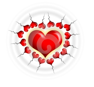 Hearts Royalty Free Stock Images - Image: 487649