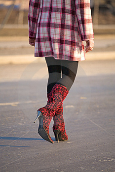 Walking  Legs Stock Photos - Image: 4802253