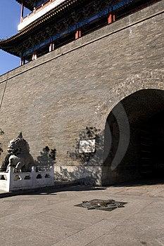 Beijing-Zero-Kilometer Symbol Royalty Free Stock Photo - Image: 4808085
