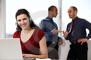 Business Team Free Stock Photo