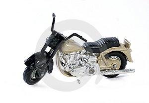 Seventies Iconic American Motorbike Stock Photos - Image: 4819973