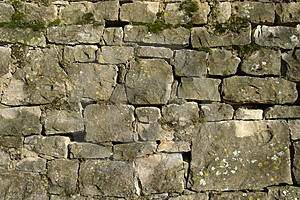Stone Wall Royalty Free Stock Photography - Image: 4822147
