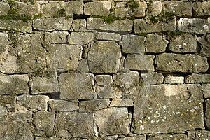 Каменная стена Стоковая Фотография RF - изображение: 4822147