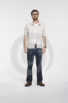 Shirt Open Royalty Free Stock Photo - Image: 4827025